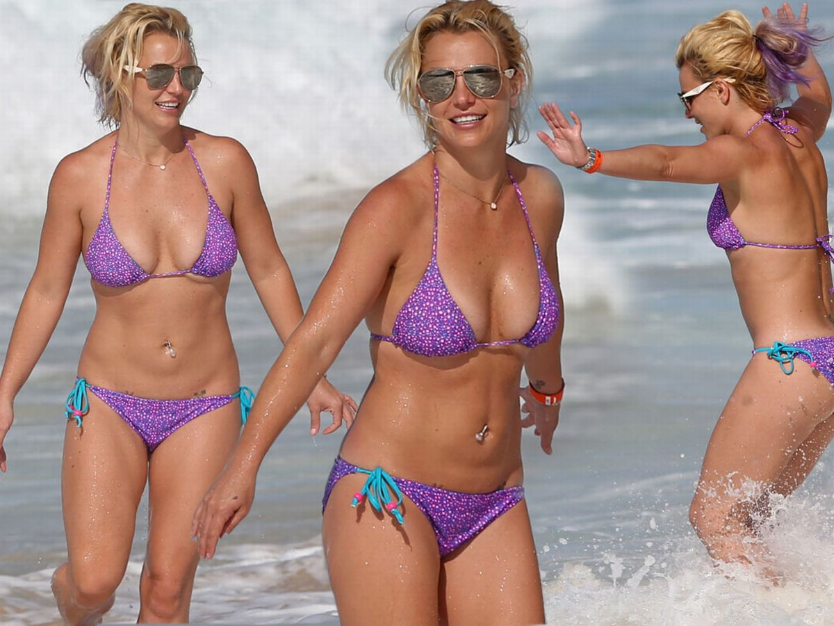 bikini spear britney an in