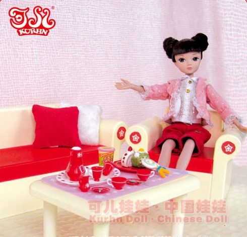 living doll with