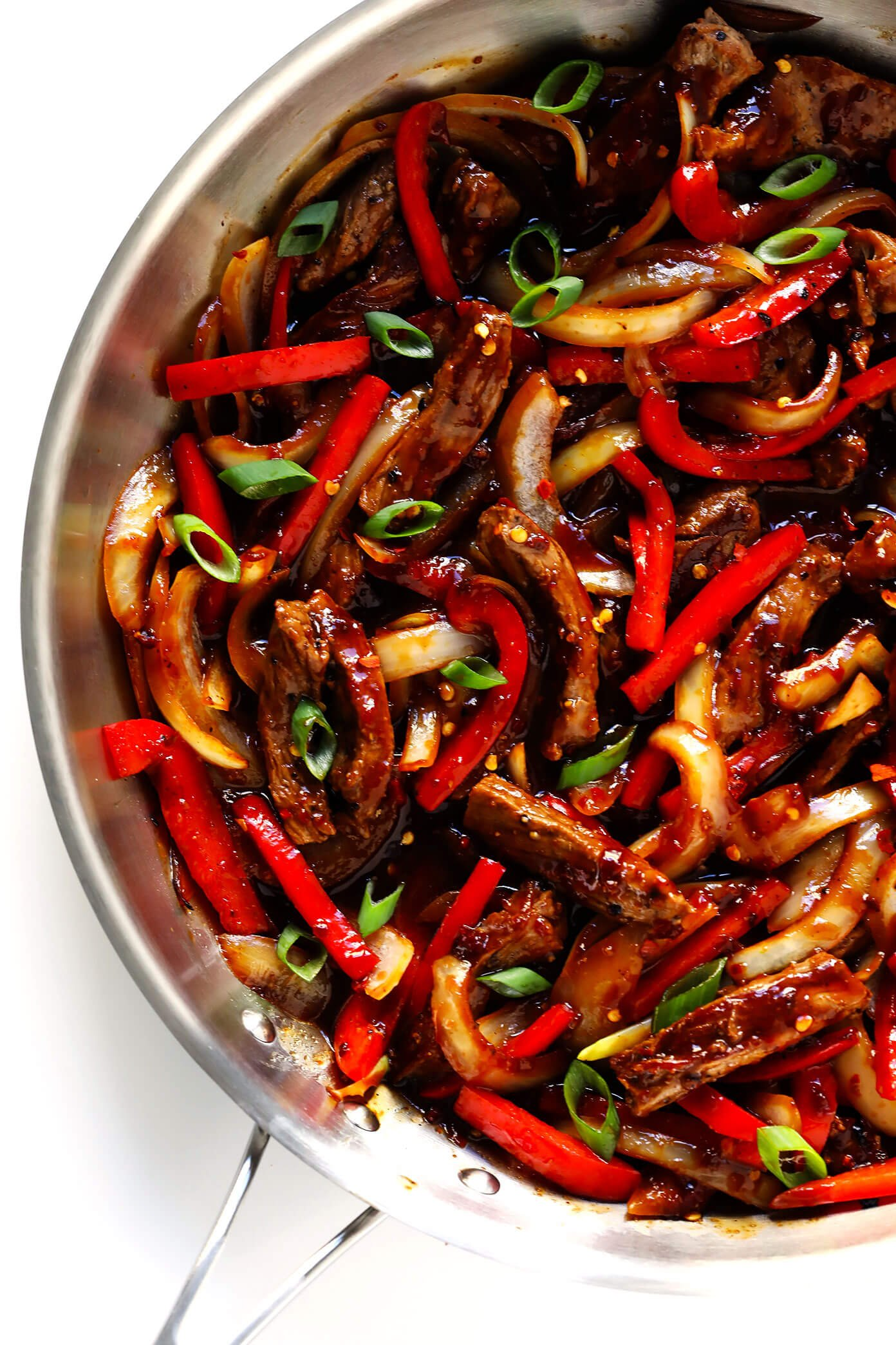 asian spices stir fry
