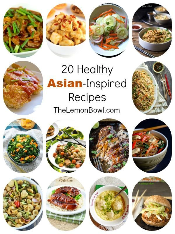 asian cooking healthy