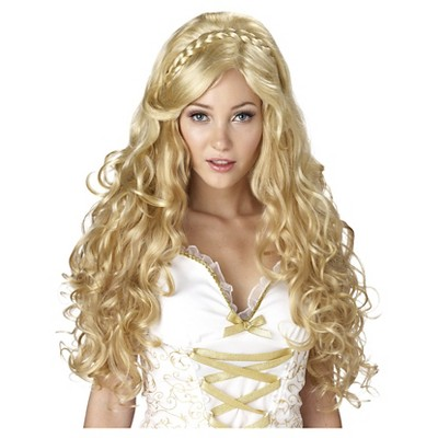 goldilocks for adults wig