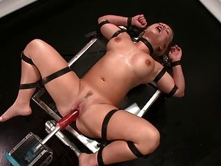 bound porn machine sex