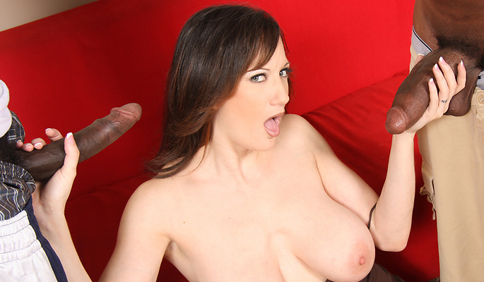 interracial wilde porn stephanie