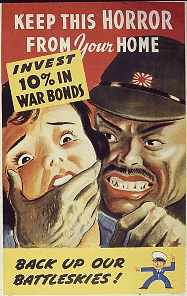 wartime sexual propaganda