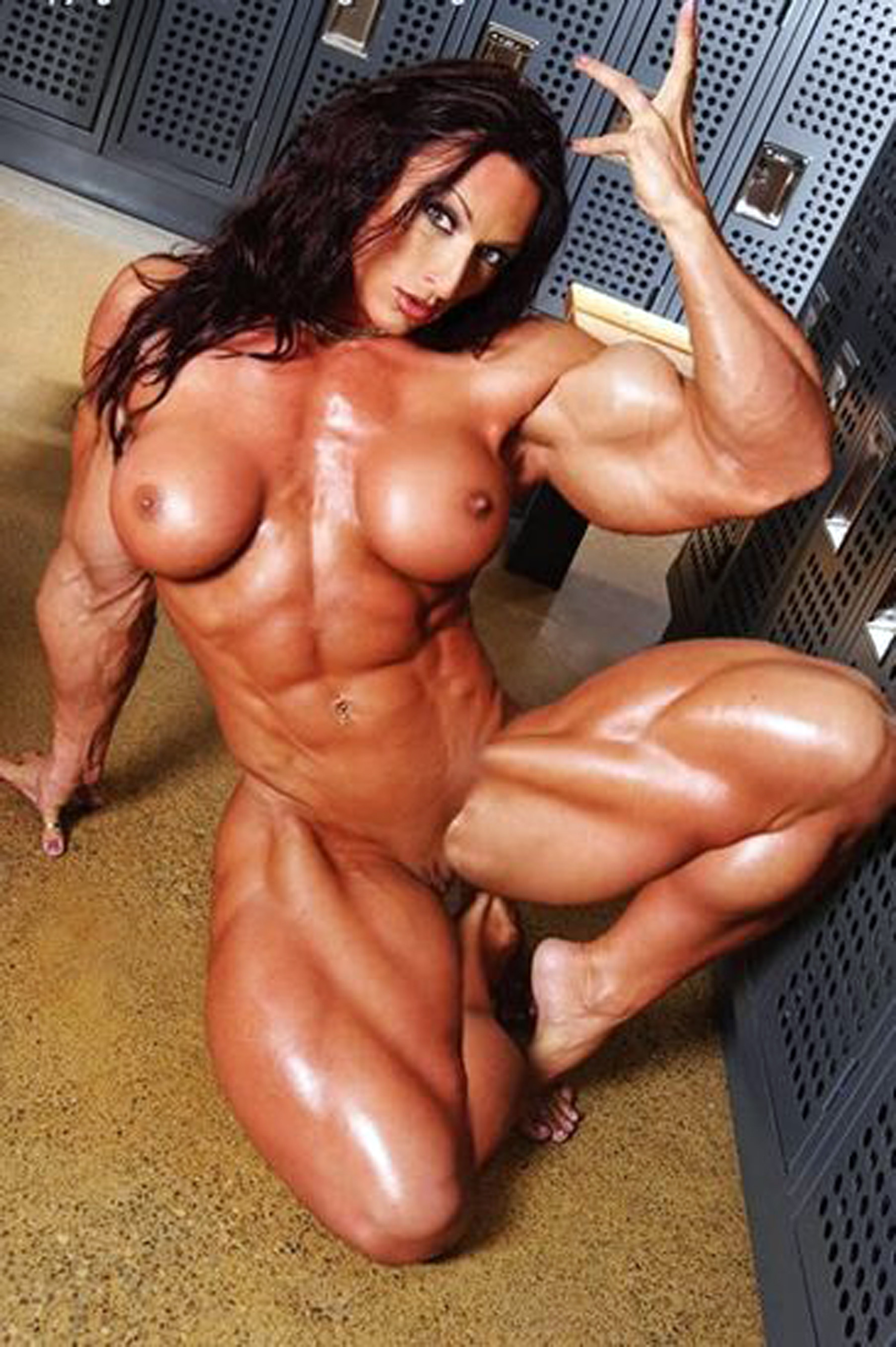 women muscle with porn free