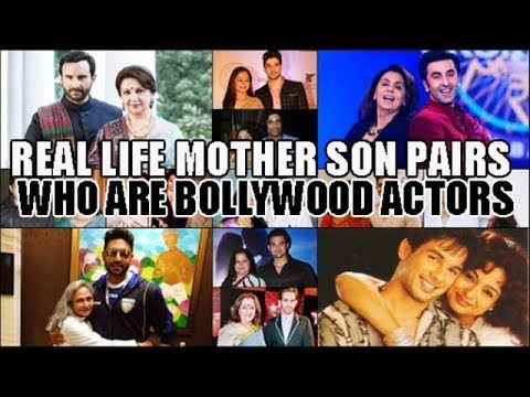 and life real mom son
