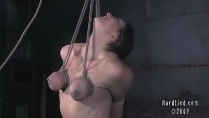 suspension by tits the suspended
