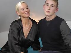 boy mature mom young porn and