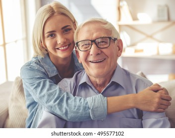 young old mature and girl