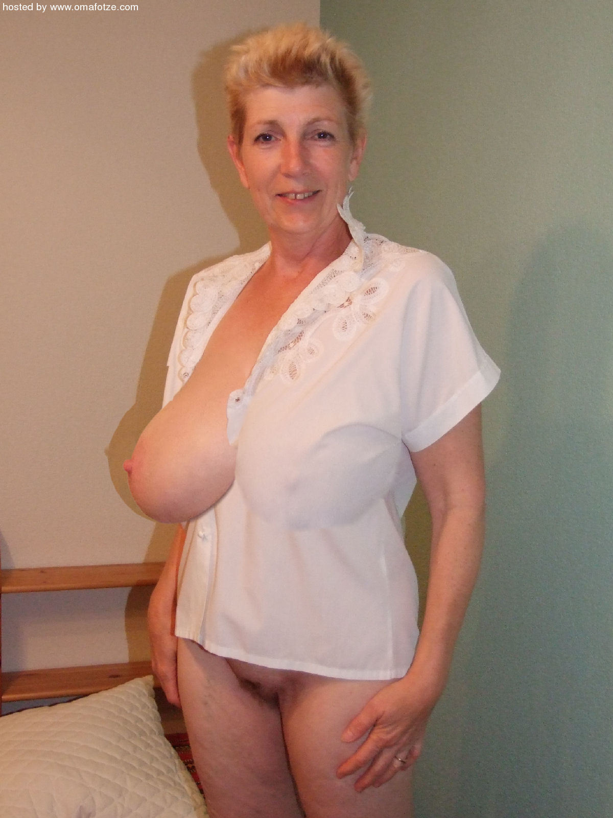 very boob mature large