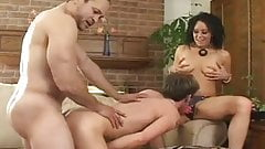 biswxual threesome mmf