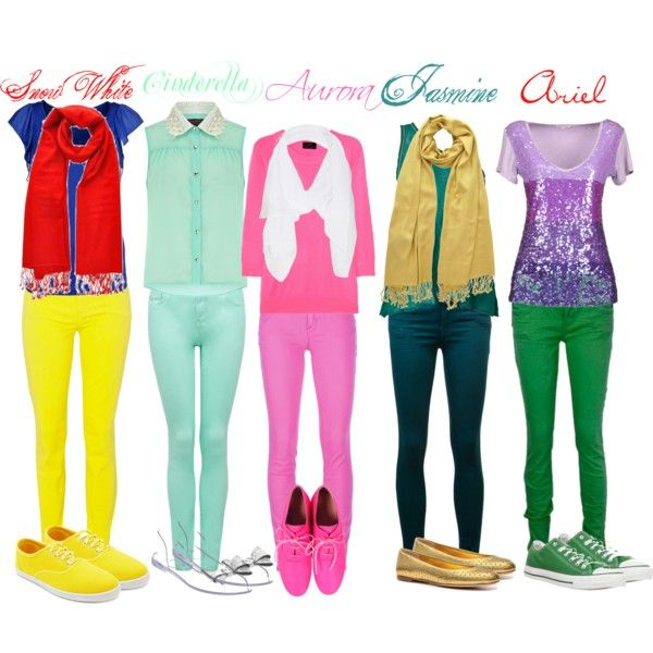 outfit teen princess