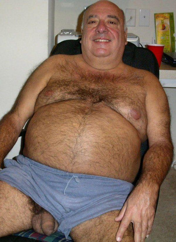 old porn chubby men fat