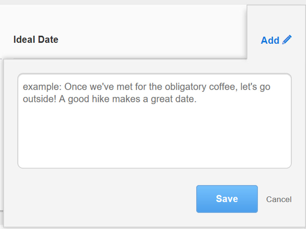 dating online lines opening examples