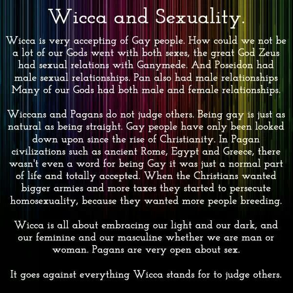 and sex wicca