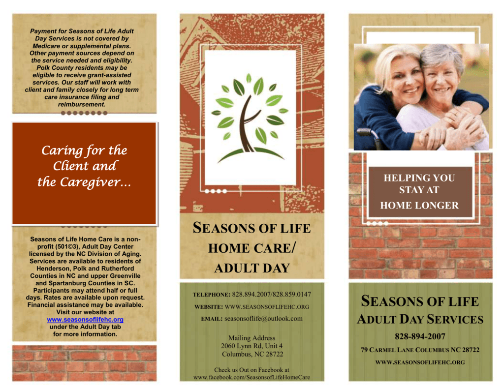 adult care day nc
