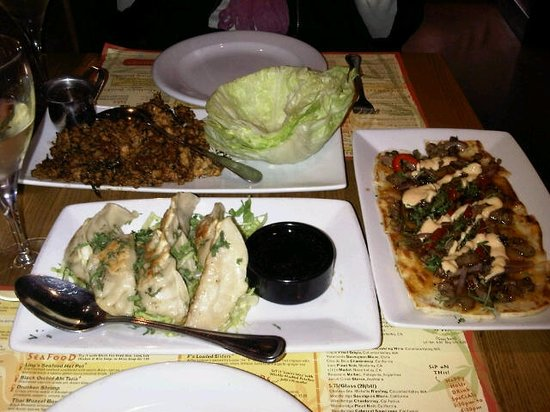 and ling grill asian louie s