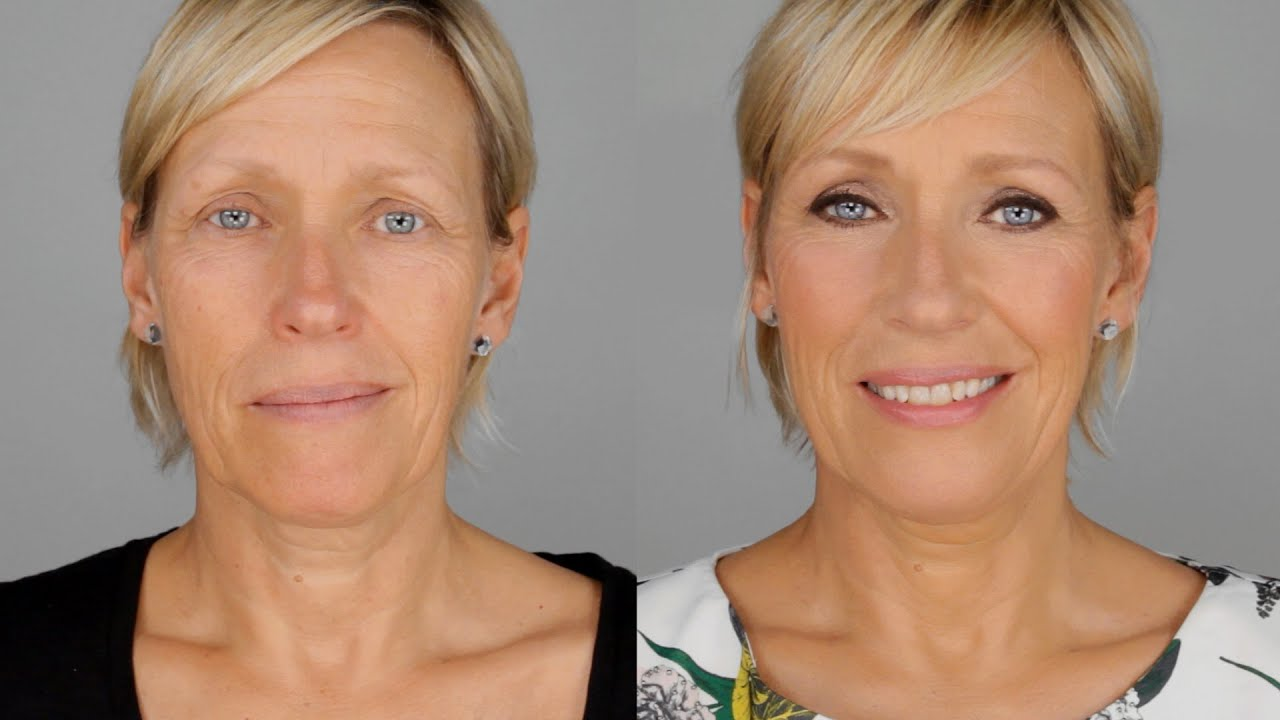 makeup faces mature for tips