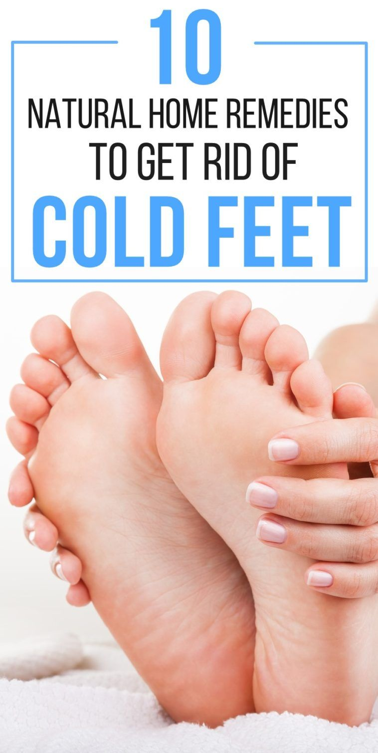 be getting cold feet