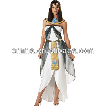 plus costumes sexy sized cleopatra