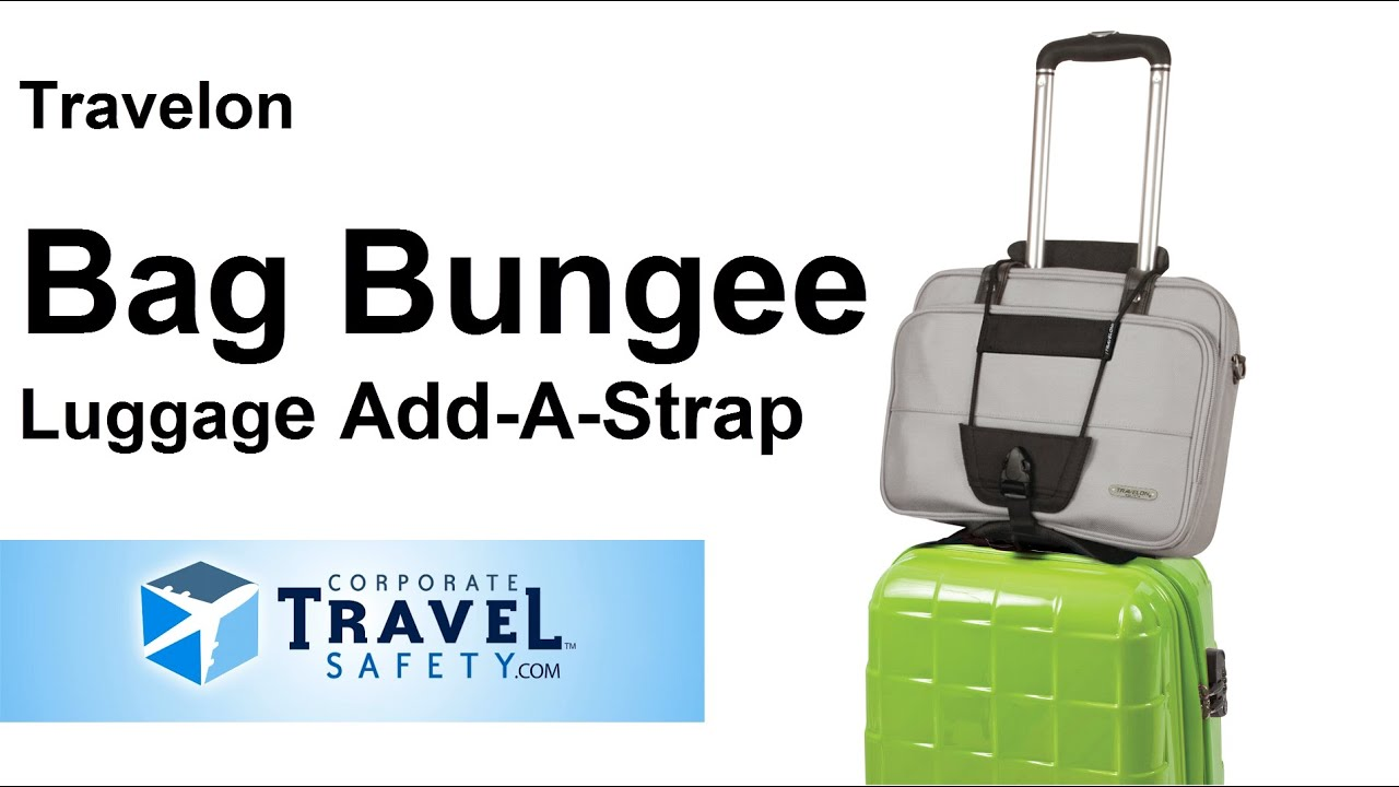 strapon luggage strap