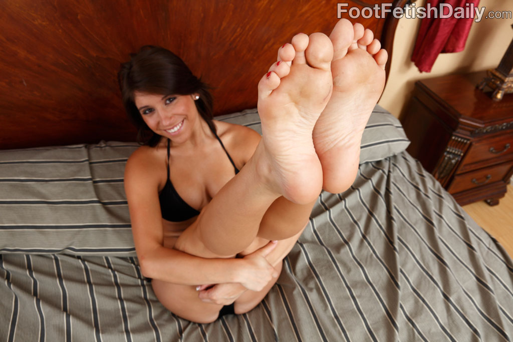 foot fetish hardcore